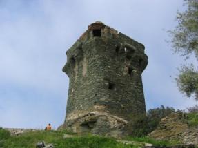 Tour carrée de NONZA